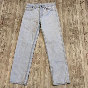 Levi's Vintage 505 light wash jeans EUC